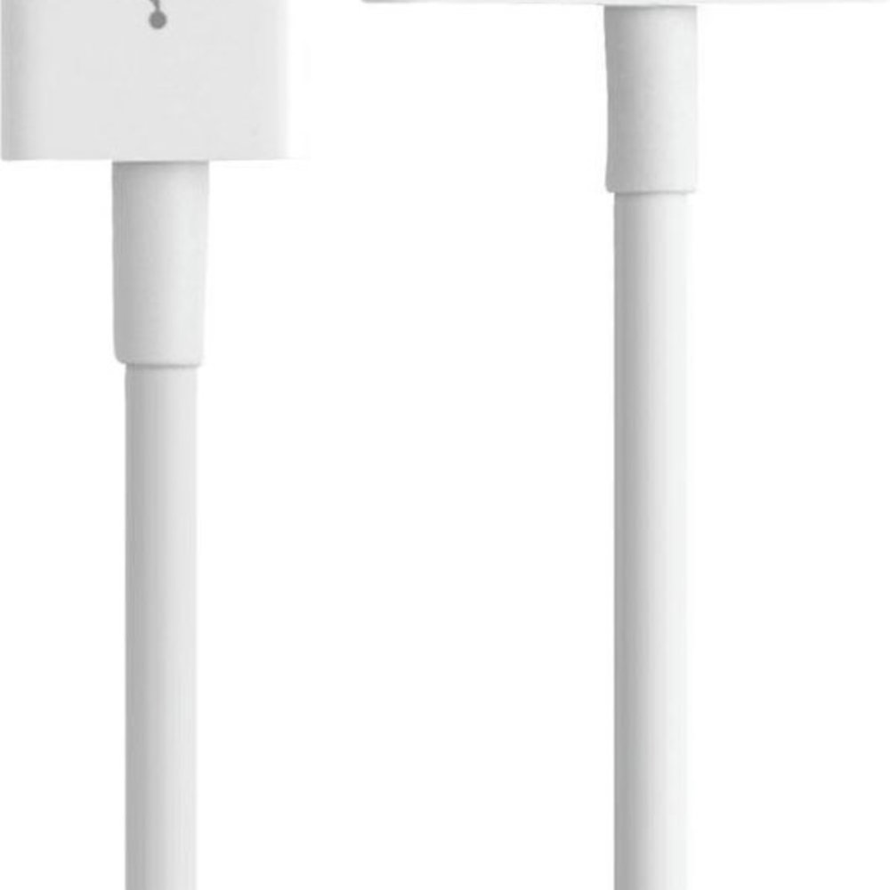 Mobiparts Mobiparts Apple 30 Pin to USB Cable 2.4A 1m White