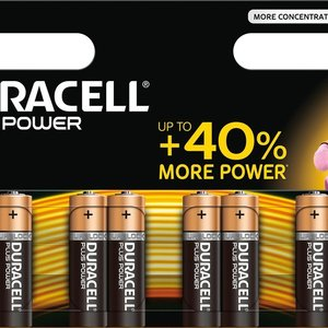 Duracell Duracell Plus Power 8 pack AA