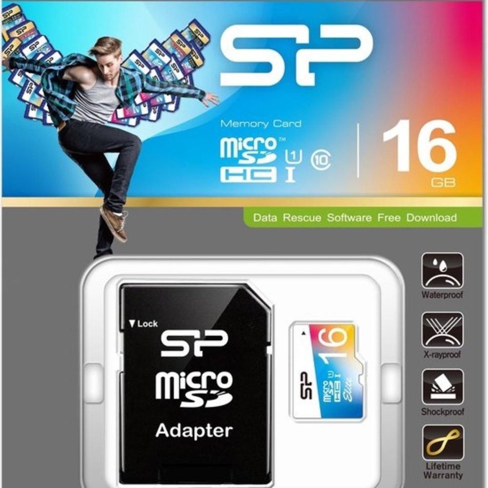 Silicon Power 16 gb micro sd