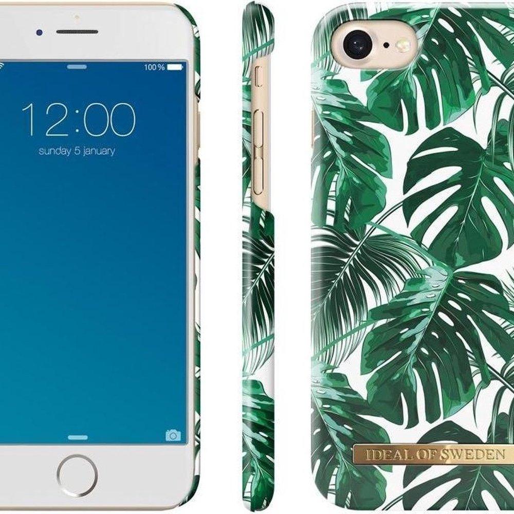 iDeal of Sweden Fashion mobiele telefoon behuizingen 11,9 cm (4.7'') Hoes Groen, Wit