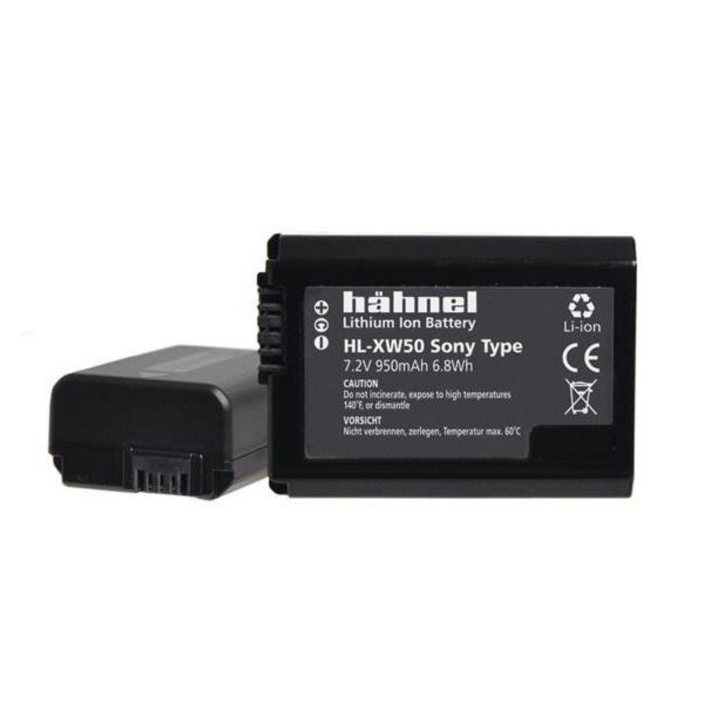 Hahnel NP-FW50 accu (Hähnel HL-XW50)