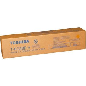 Toshiba T-FC28EY toner geel standard capacity 24.000 pagina s 1-pack