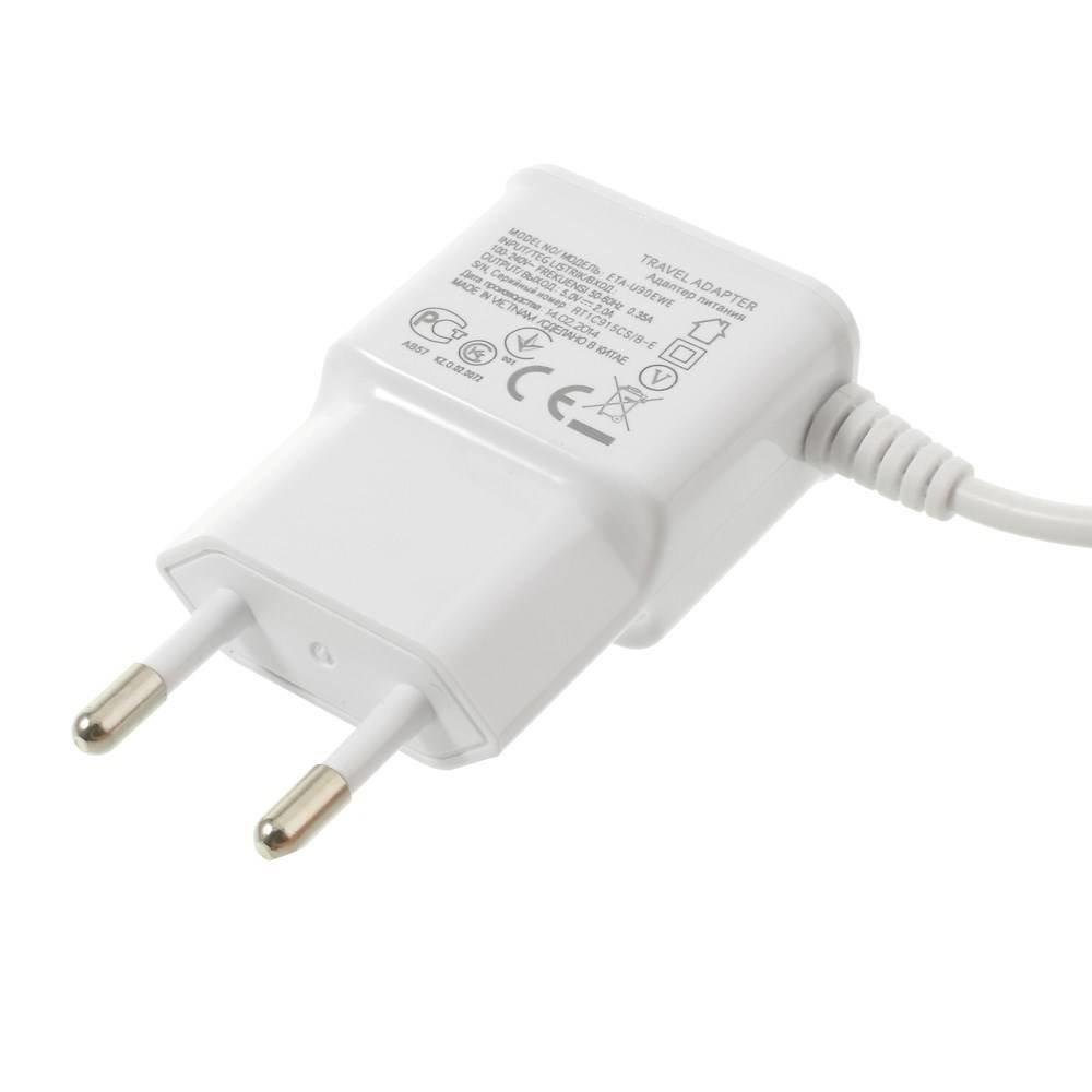 Micro USB wandcontact oplader
