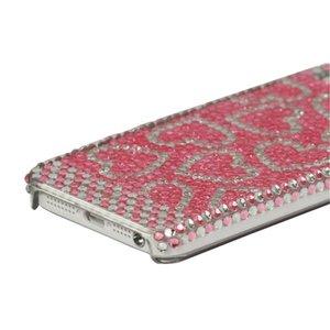 Hartjes rhinestone iPhone 5/5S hardcase
