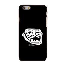 Meme troll hard plastic hoesje voor de iPhone 6