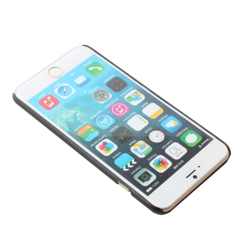 Hard plastic iPhone 6 plus hoesje met moooie Zonsondergang Dream catcher