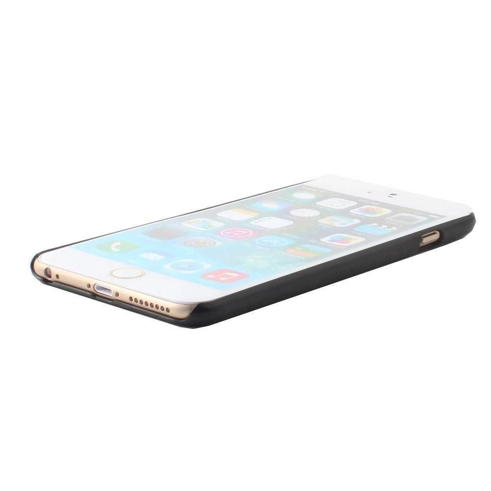 Ruige tijger met kleuren, iPhone 6 plus hoesje