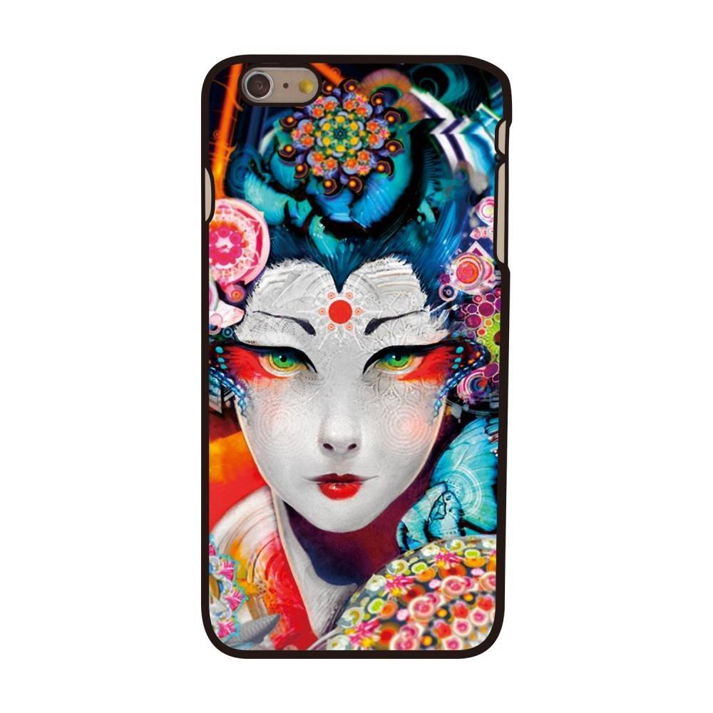 Geisha iPhone 6 plus hoesje