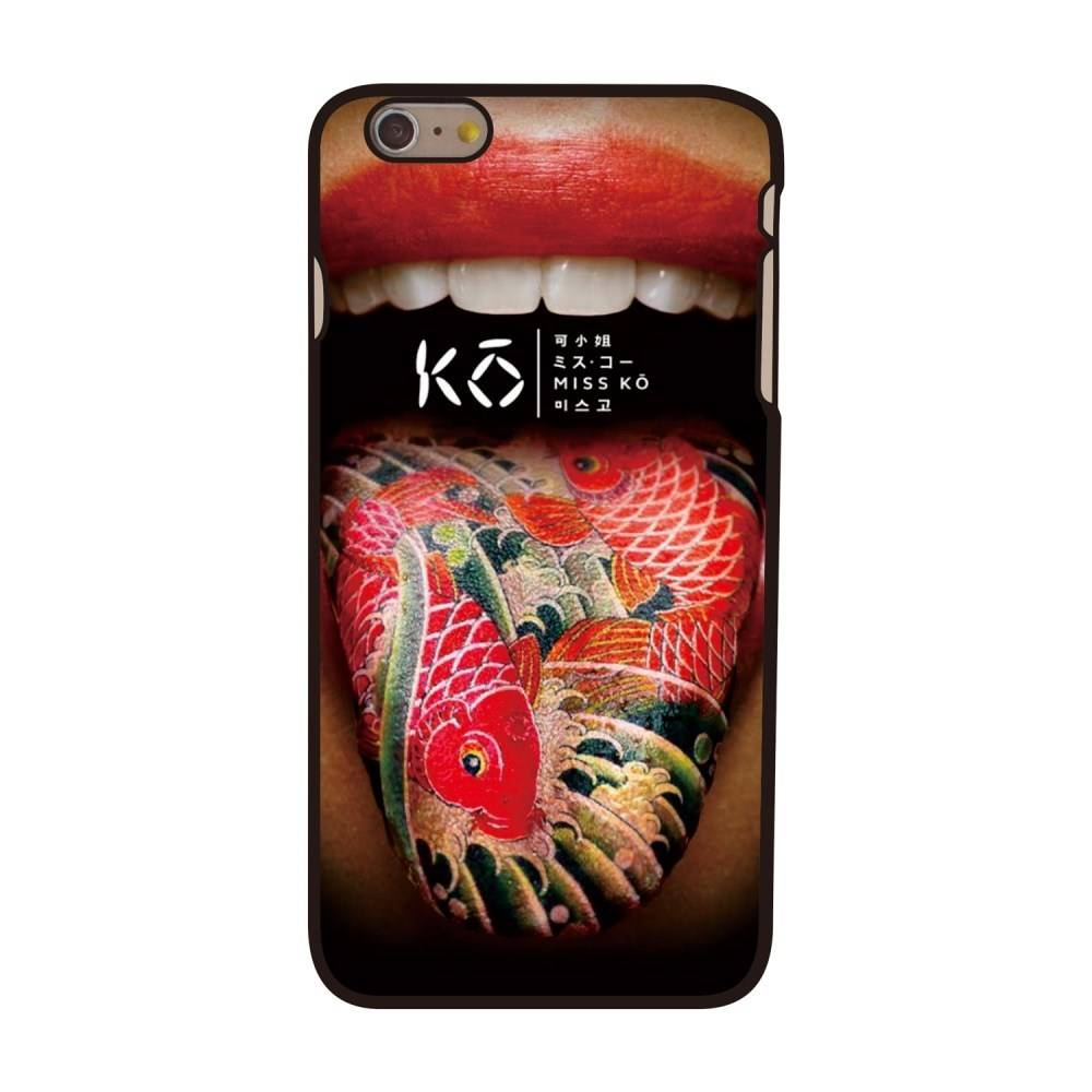 Tatoo tong voor de iPhone 6 plus