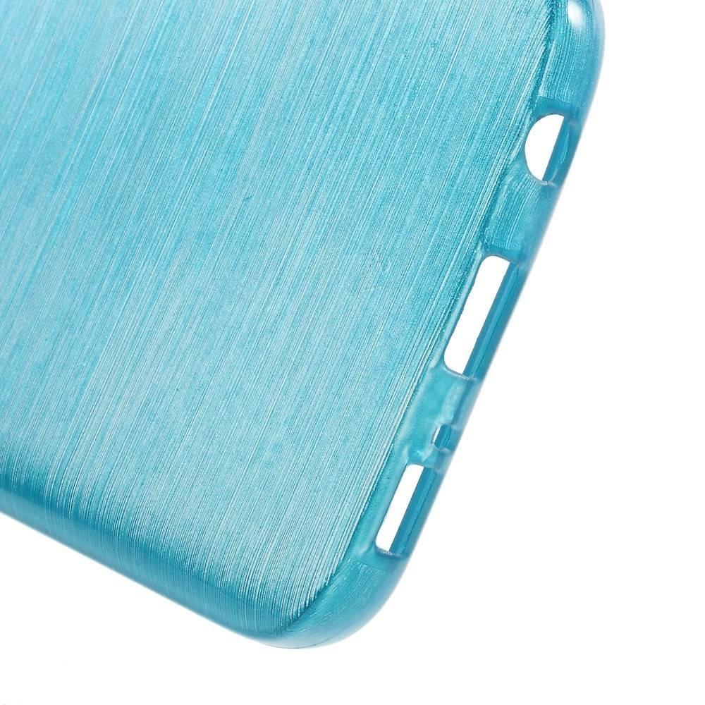 Glimmend geborsteld TPU hoesje Galaxy S7