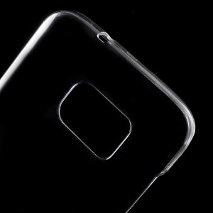 Samsung Galaxy S7 Edge transparante hardcase