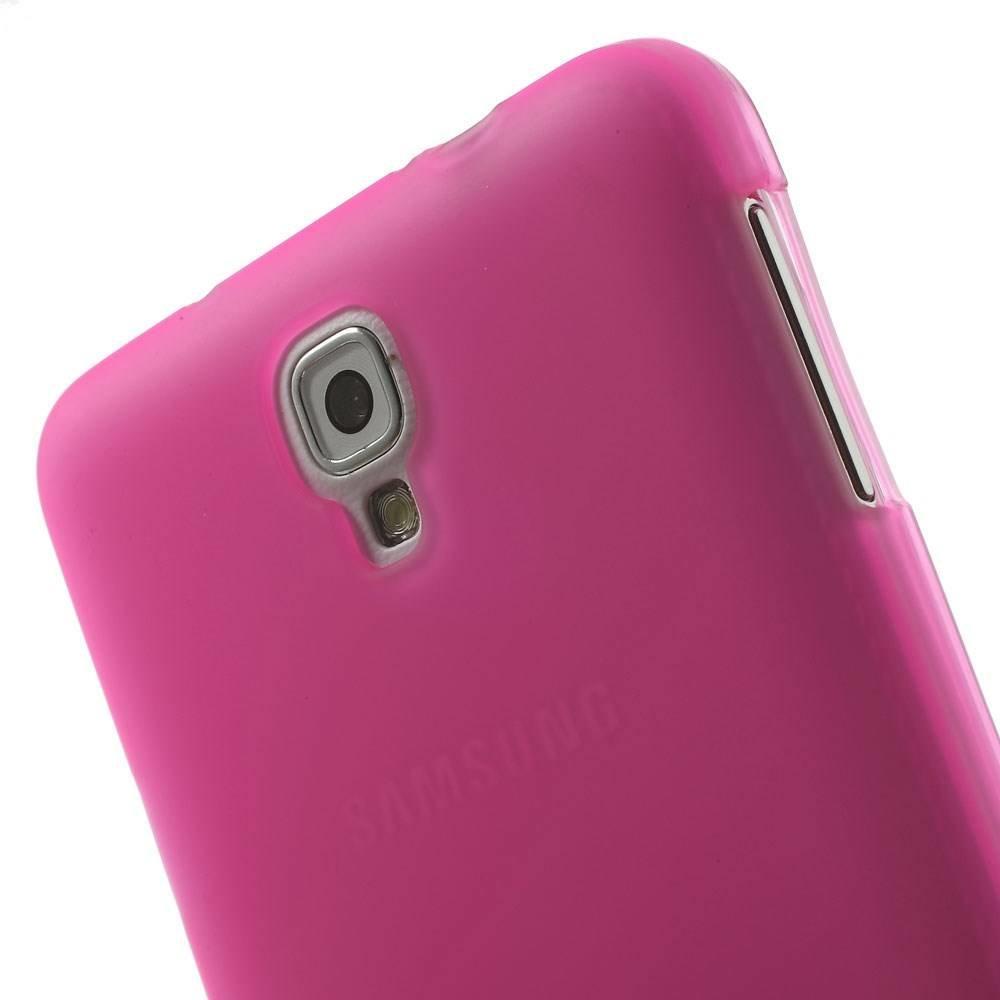 Note 3 Neo tpu hoesje Roze