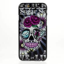 Sugar skull iPhone 6 hardcase
