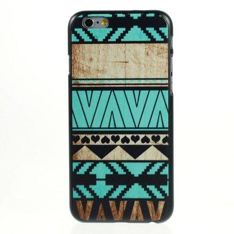 Geo tribal iPhone 6 harde hoes