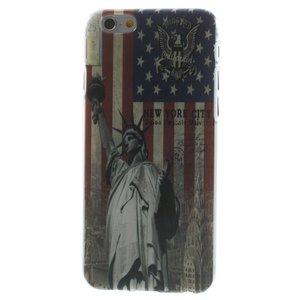 vrijheidsbeeld iPhone 6 hardcase hoesje