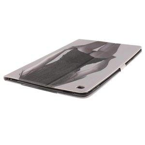 Hot Girl boekstijl hoes voor iPad Pro 12.9 inch