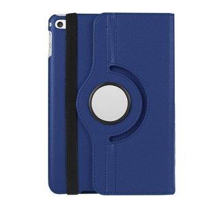 Roteerbare hoes iPad mini 4 - Donker blauw
