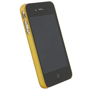 Krusell ColorCover iPhone 4/4S Metallic Goud