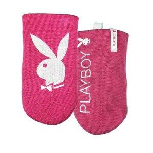 Playboy Roze sok met wit logo