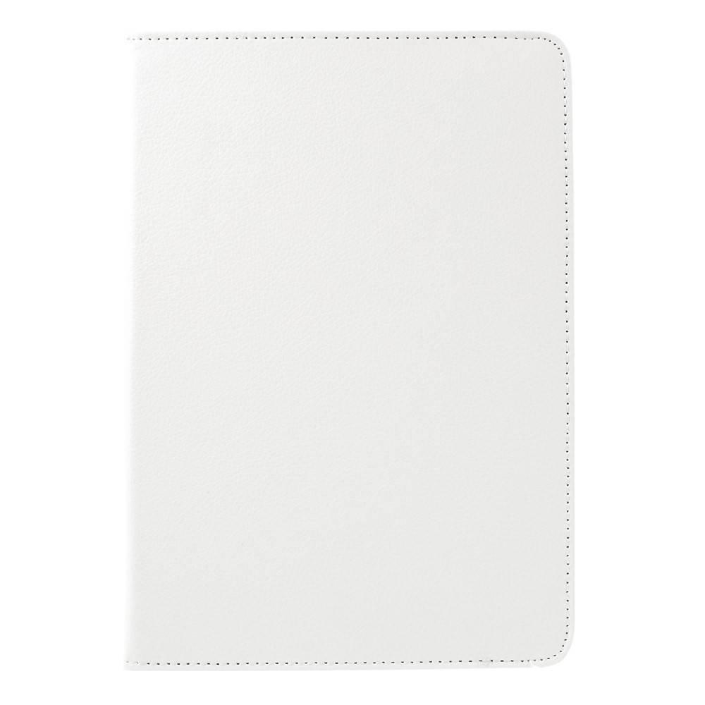 iPad Pro 9.7 hoes 360 graden roteerbaar Litchi Leder wit