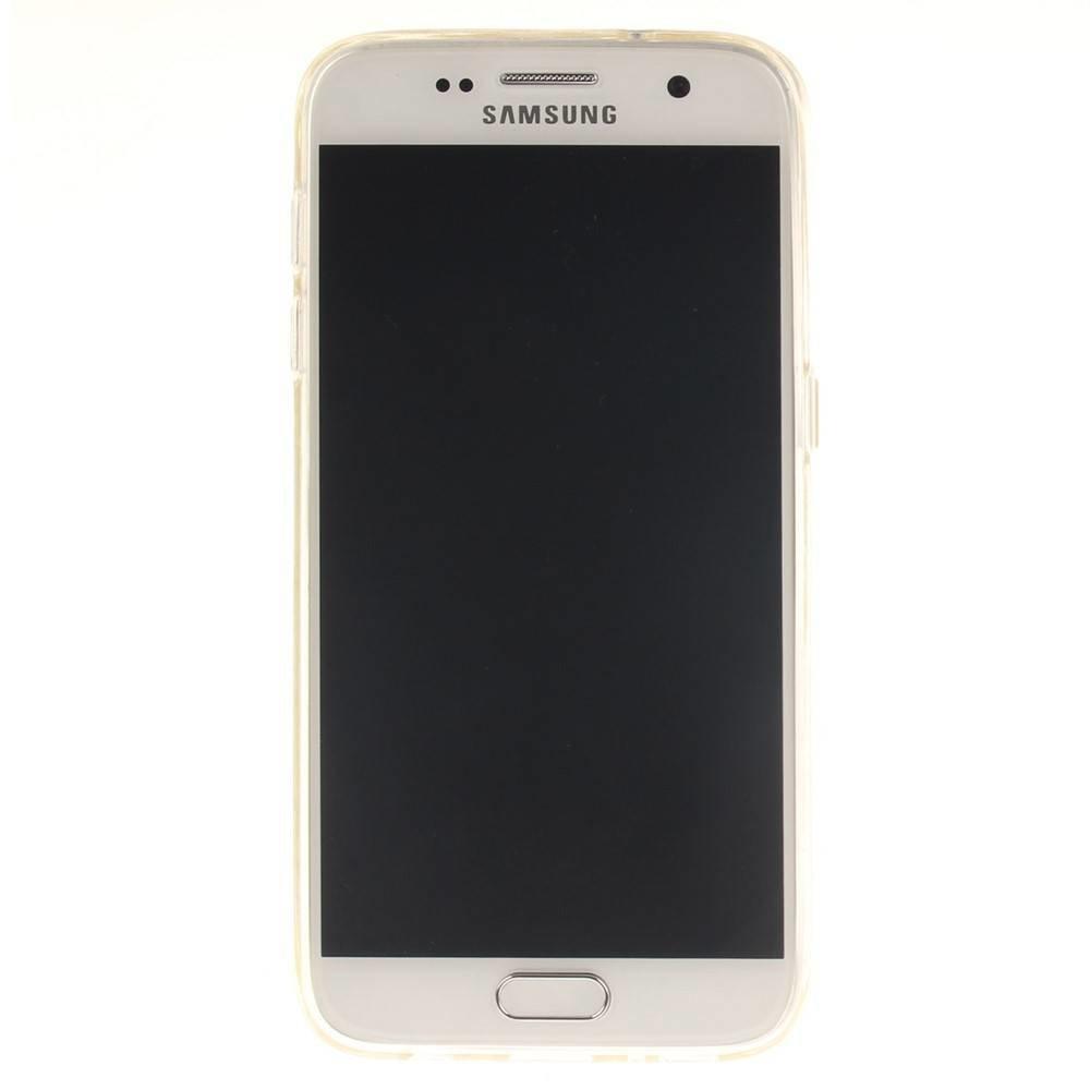 Boze Leeuw TPU hoesje Samsung Galaxy S7