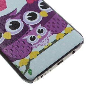 Verliefde uiltjes Hardcase hoesje Samsung Galaxy S7