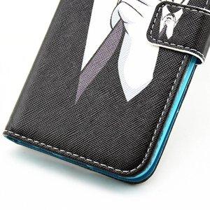 Suit up! portemonnee hoesje S7 edge