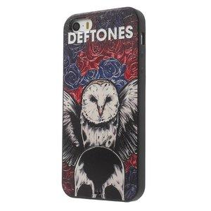 Deftones iPhone SE/5/5S TPU hoesje