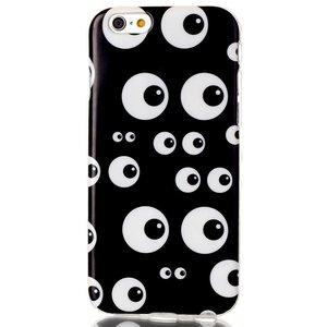 Oogjes in het donker TPU hoesje iPhone 6 TPU hoesje
