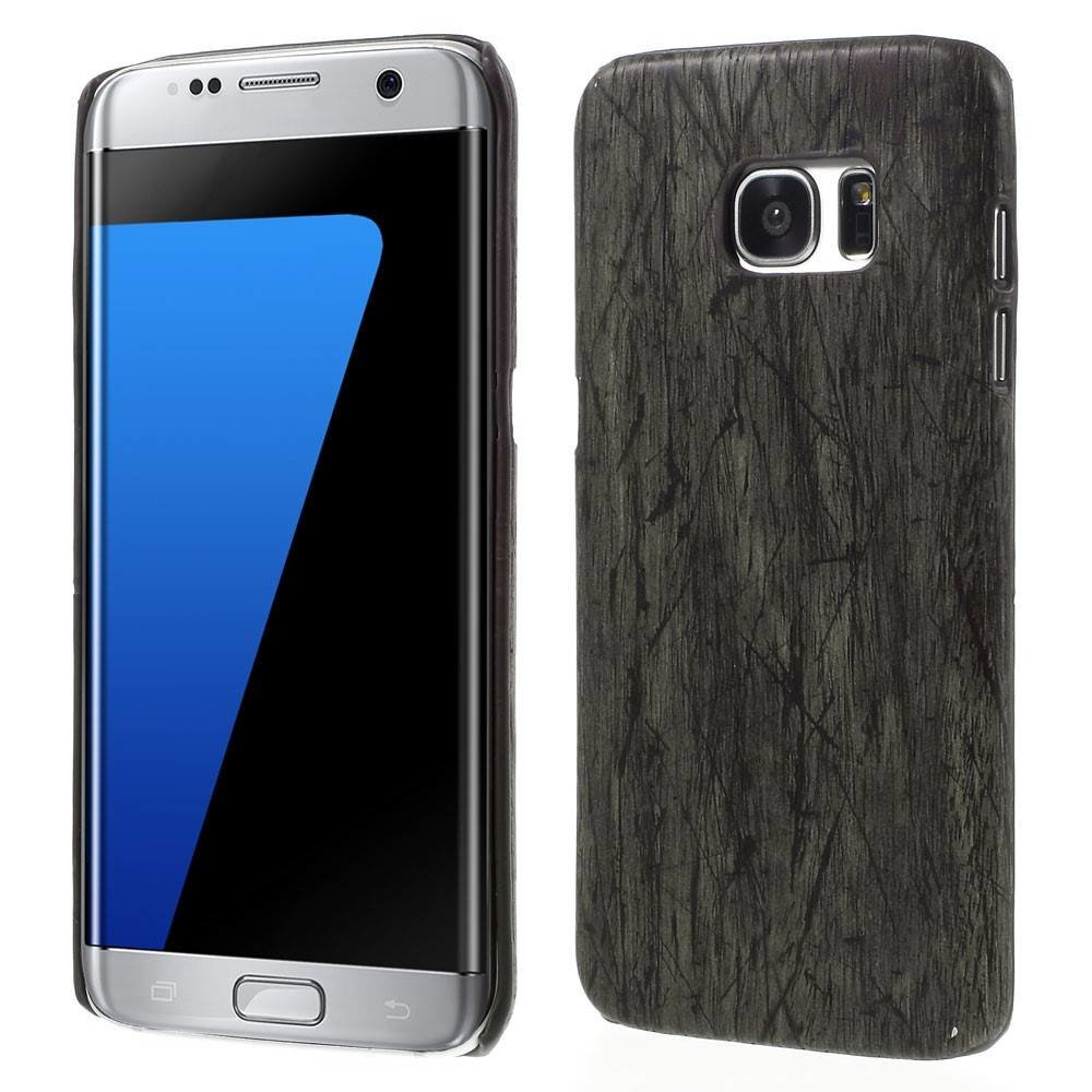 Hout patroon hard plastic Samsung galaxy S7 Edge cover