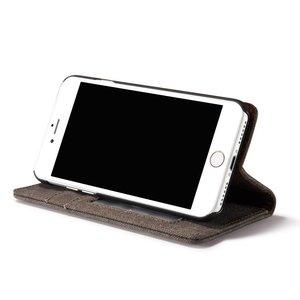 CaseMe iPhone 7 Portemonnee hoesje zwart