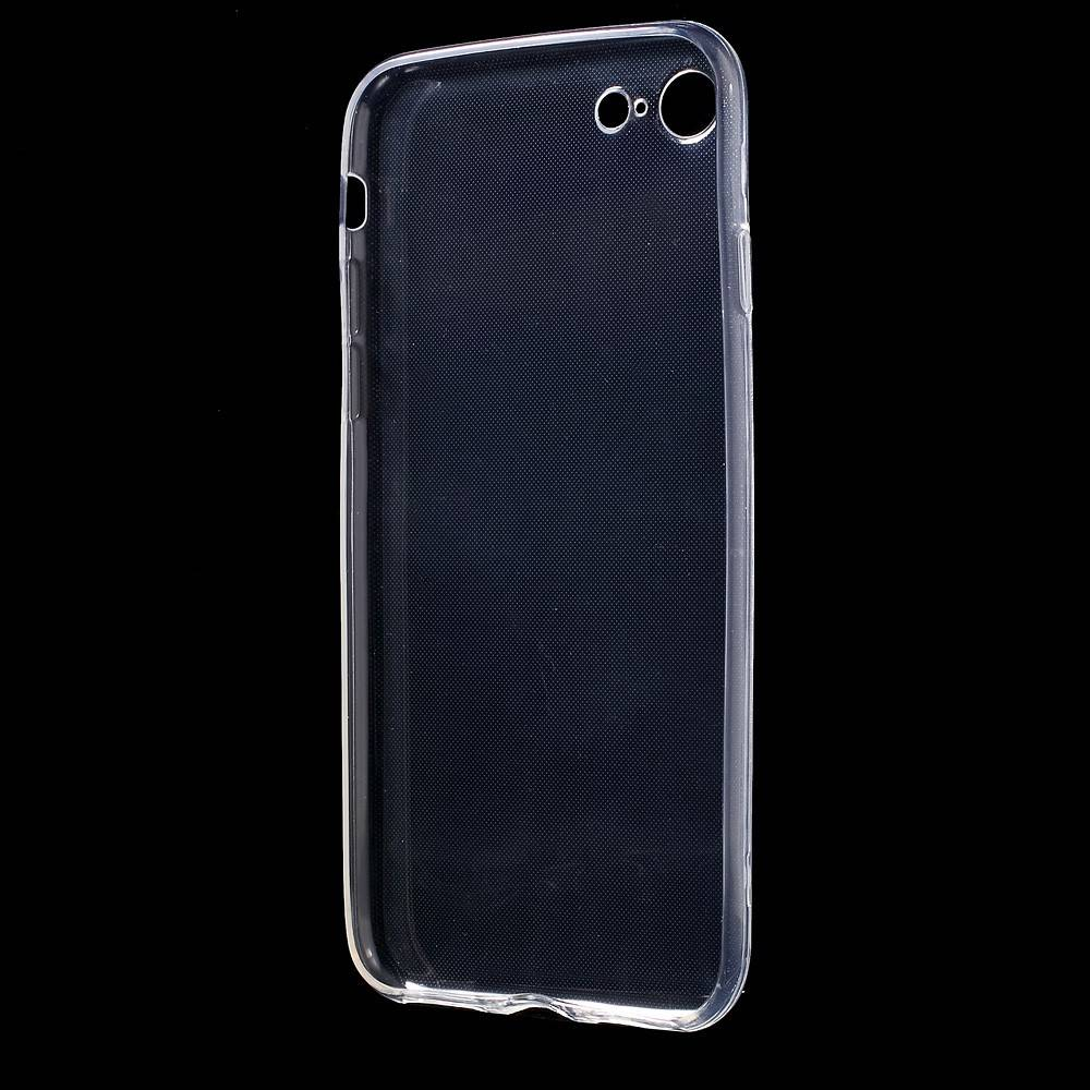 Transparant slim fit iPhone 7 hoesje