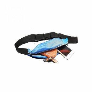 Exteme fitting belt groot Blauw