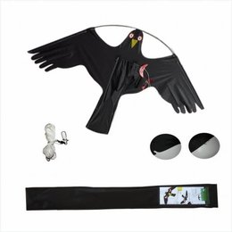 Vogelverjager Black Hawk Kite - Losse vlieger