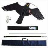 Vogelverjager Black Hawk Kite 7M