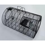 Vangkooi voor meerdere ratten 40x24x21cm Zwart
