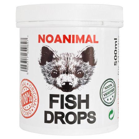 Fish Drops lokvoer voor marters en andere vleeseters