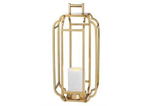 Eichholtz Windlicht 'Palisades' Gold