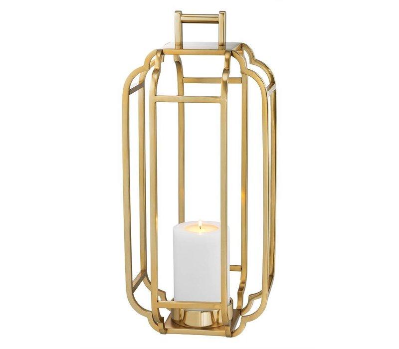 Windlicht 'Palisades' Gold H=55cm