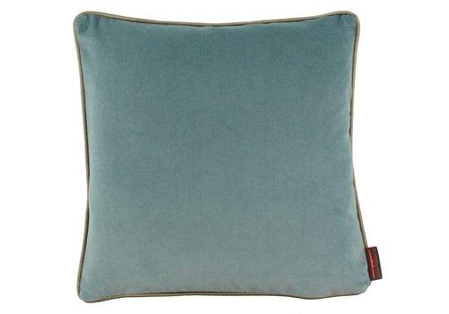 CLAUDI Cushion Saffi Iced Blue