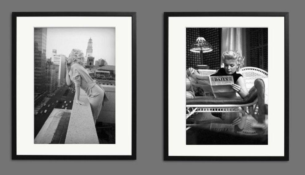 Marylin Monroe: haar films en privé in ingelijste foto's