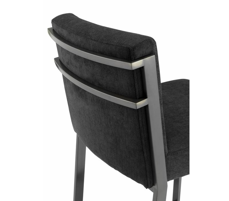 Designerbarhocker Scott (Bronze)