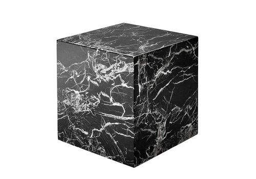 Eichholtz Marble side table 'Cube Link'