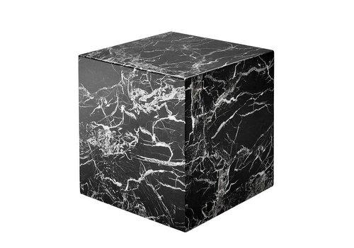 EICHHOLTZ Marmorner Beistelltisch 'Cube Link'