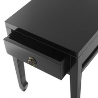 Side Table 'Chinese Low' 40x40xH53cm