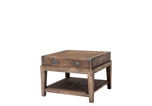 EICHHOLTZ Military Oak side table