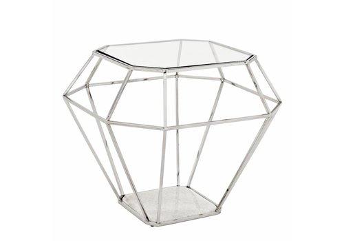 Eichholtz Design Side Table 'Asscher'