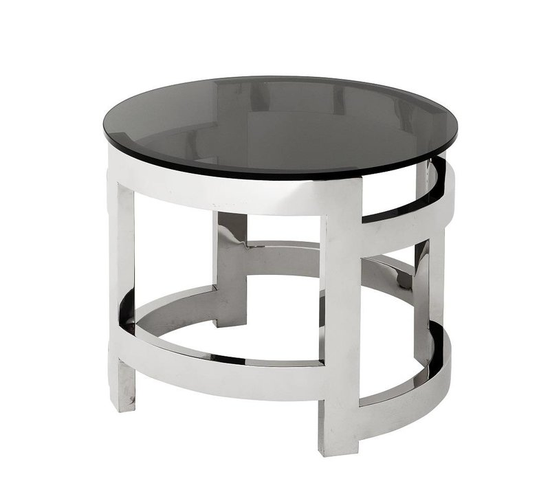 Design Side Table 'Emporio' 60 x H 50 cm.