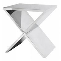 Design bijzettafel Metropole 46x56xH59cm