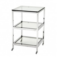 High side table 'Hutton' 45x45x71cm